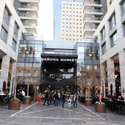 מחירי דמי שכירות ברחובות המסחריים בתל-אביב ב